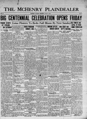 McHenry Plaindealer (McHenry, IL), 30 Jul 1896