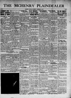 McHenry Plaindealer (McHenry, IL), 10 Dec 1936