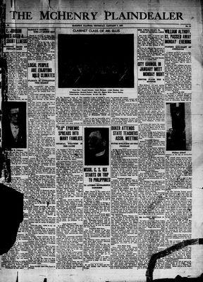 McHenry Plaindealer (McHenry, IL), 7 Jan 1937