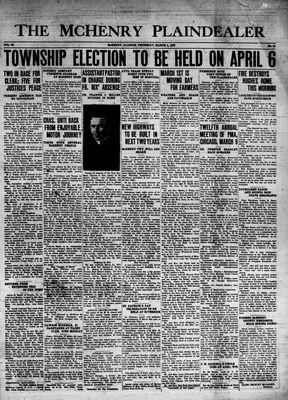 McHenry Plaindealer (McHenry, IL), 4 Mar 1937