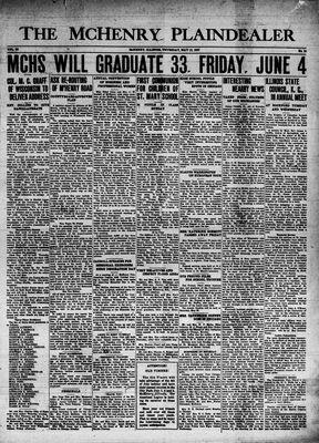 McHenry Plaindealer (McHenry, IL), 13 May 1937