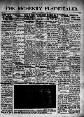 McHenry Plaindealer (McHenry, IL), 20 May 1937