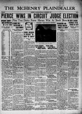 McHenry Plaindealer (McHenry, IL), 9 Dec 1937