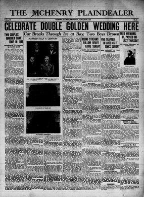 McHenry Plaindealer (McHenry, IL), 27 Jan 1938