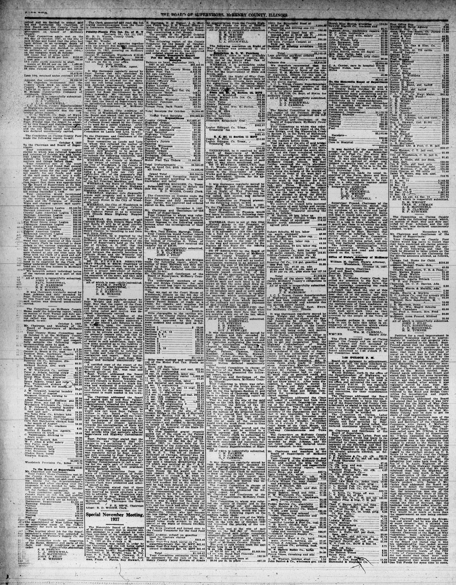 McHenry Plaindealer (McHenry, IL), 21 Apr 1938
