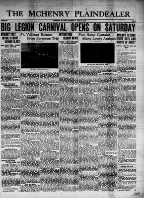 McHenry Plaindealer (McHenry, IL), 30 Jun 1938