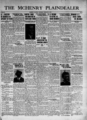 McHenry Plaindealer (McHenry, IL), 12 Jan 1939