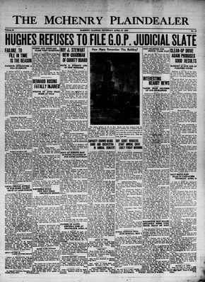McHenry Plaindealer (McHenry, IL), 27 Apr 1939