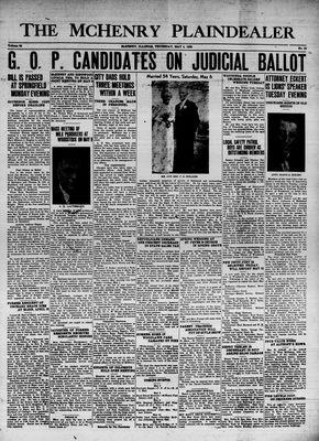 McHenry Plaindealer (McHenry, IL), 4 May 1939