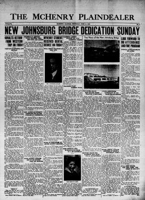 McHenry Plaindealer (McHenry, IL), 15 Jun 1939