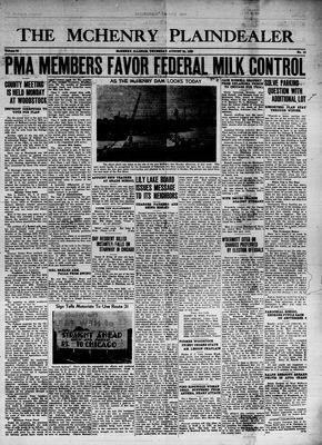 McHenry Plaindealer (McHenry, IL), 24 Aug 1939