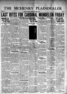 McHenry Plaindealer (McHenry, IL), 5 Oct 1939