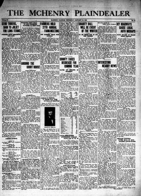 McHenry Plaindealer (McHenry, IL), 18 Jan 1940