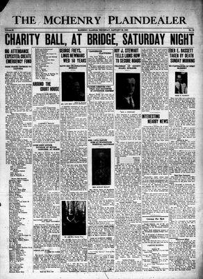 McHenry Plaindealer (McHenry, IL), 25 Jan 1940