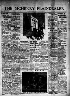 McHenry Plaindealer (McHenry, IL), 30 May 1940