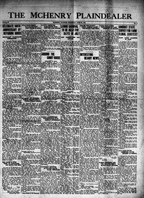 McHenry Plaindealer (McHenry, IL), 20 Jun 1940