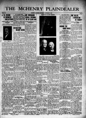 McHenry Plaindealer (McHenry, IL), 24 Oct 1940
