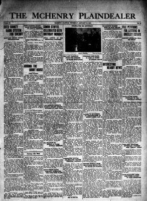 McHenry Plaindealer (McHenry, IL), 16 Jan 1941