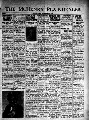 McHenry Plaindealer (McHenry, IL), 6 Mar 1941