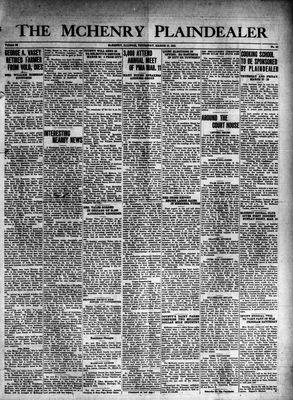 McHenry Plaindealer (McHenry, IL), 13 Mar 1941