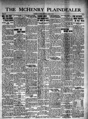 McHenry Plaindealer (McHenry, IL), 17 Apr 1941