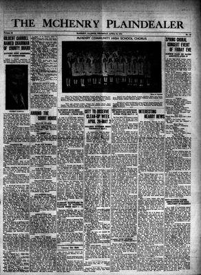 McHenry Plaindealer (McHenry, IL), 24 Apr 1941