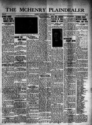 McHenry Plaindealer (McHenry, IL), 8 May 1941