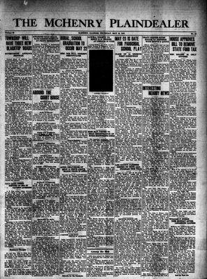 McHenry Plaindealer (McHenry, IL), 15 May 1941