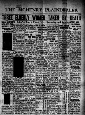 McHenry Plaindealer (McHenry, IL), 31 Jul 1941
