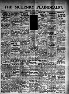 McHenry Plaindealer (McHenry, IL), 21 Aug 1941
