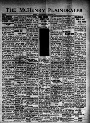 McHenry Plaindealer (McHenry, IL), 4 Sep 1941