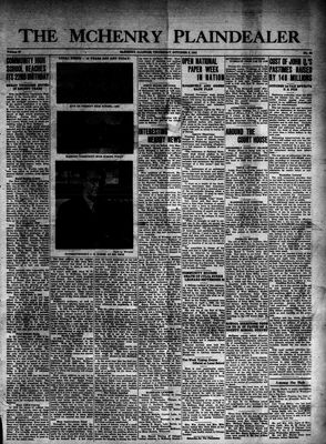 McHenry Plaindealer (McHenry, IL), 2 Oct 1941