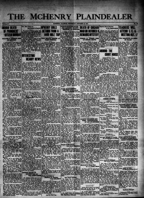 McHenry Plaindealer (McHenry, IL), 16 Oct 1941