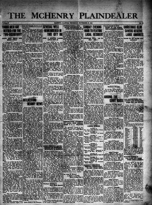 McHenry Plaindealer (McHenry, IL), 27 Nov 1941