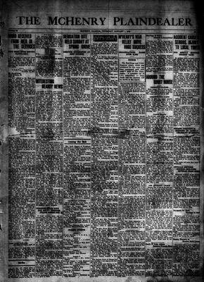 McHenry Plaindealer (McHenry, IL), 1 Jan 1942