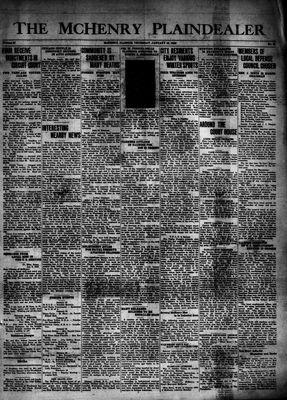 McHenry Plaindealer (McHenry, IL), 15 Jan 1942