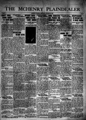 McHenry Plaindealer (McHenry, IL), 22 Jan 1942
