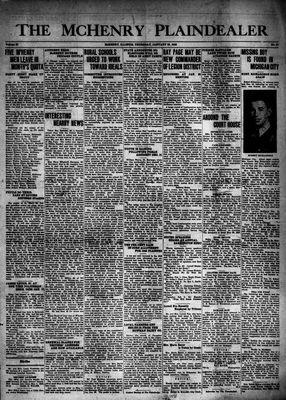 McHenry Plaindealer (McHenry, IL), 29 Jan 1942