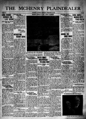 McHenry Plaindealer (McHenry, IL), 19 Feb 1942