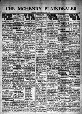 McHenry Plaindealer (McHenry, IL), 5 Mar 1942