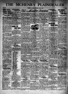 McHenry Plaindealer (McHenry, IL), 2 Apr 1942
