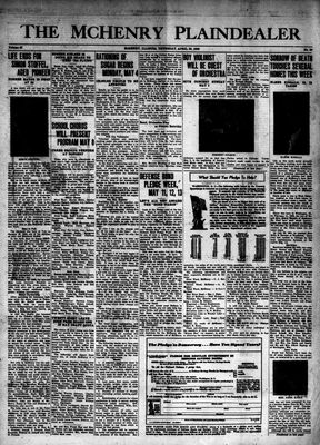 McHenry Plaindealer (McHenry, IL), 30 Apr 1942