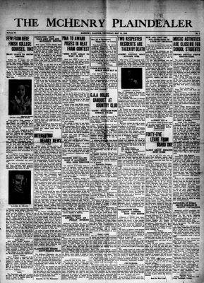 McHenry Plaindealer (McHenry, IL), 21 May 1942