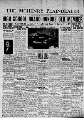 McHenry Plaindealer (McHenry, IL), 16 Jul 1942