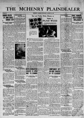 McHenry Plaindealer (McHenry, IL), 20 Aug 1942