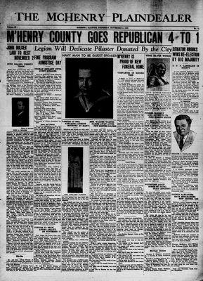 McHenry Plaindealer (McHenry, IL), 5 Nov 1942