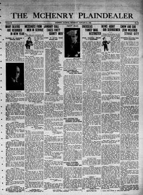 McHenry Plaindealer (McHenry, IL), 21 Jan 1943