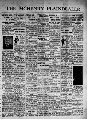 McHenry Plaindealer (McHenry, IL), 18 Mar 1943