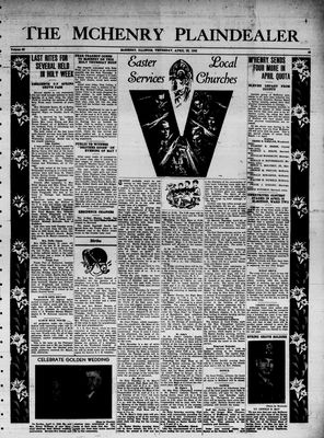 McHenry Plaindealer (McHenry, IL), 22 Apr 1943