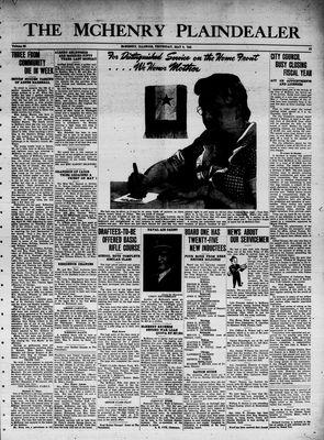 McHenry Plaindealer (McHenry, IL), 6 May 1943